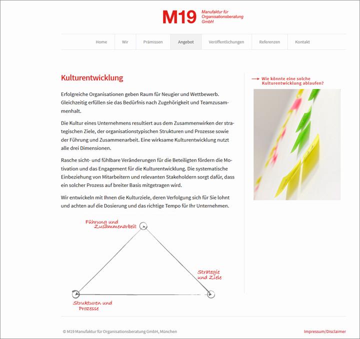 M19 Organisationsberatung