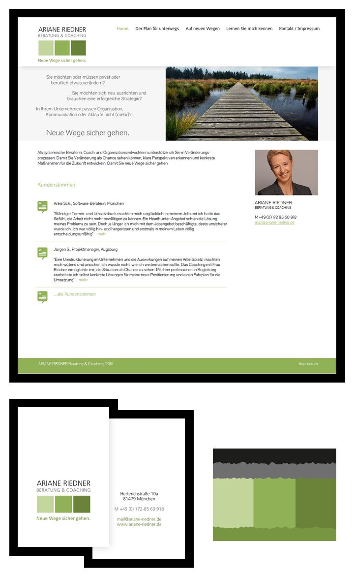 Konzept & Design, Tina Thanner, Ariane Riedner