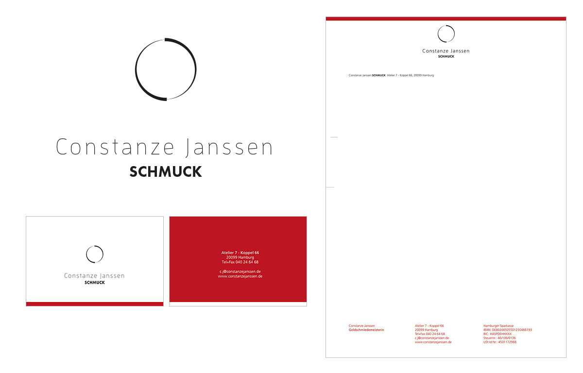 Tina Thanner Grafikdesign, Constanze Janssen