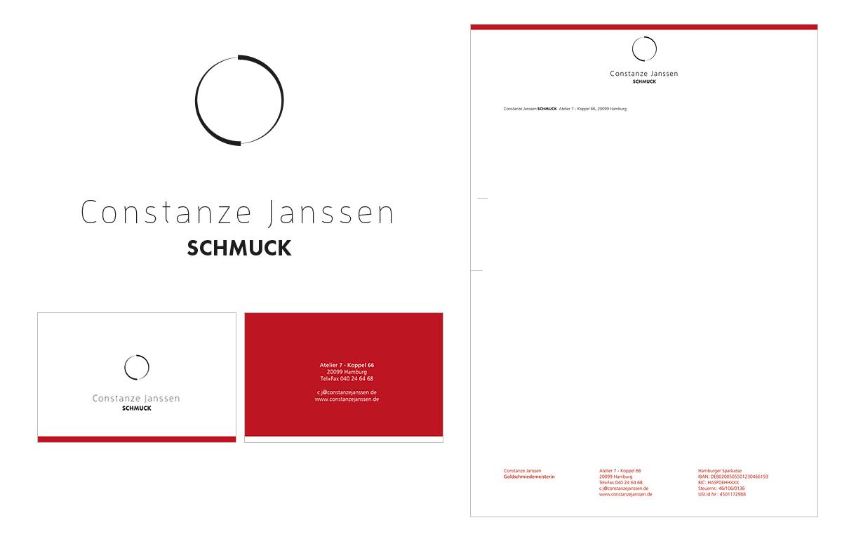 Tina Thanner Grafikdesign, Constanze Janssen