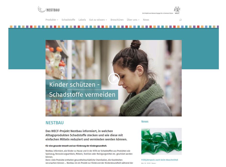 Nestbau.Info Website